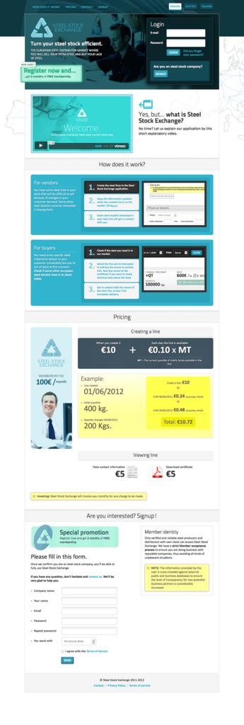 Steel Stock Exchange_Goio Telletxea-La Personalité