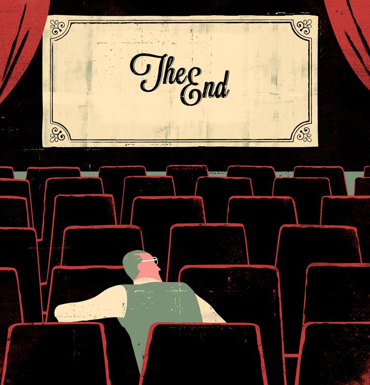 Iker Ayestaran: ilustrazioa, ilustración: cine