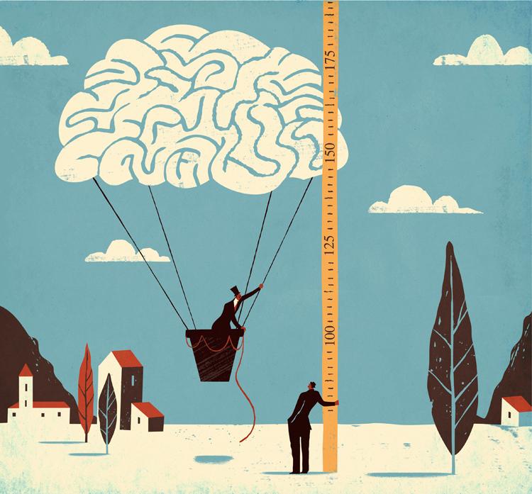 Iker Ayestaran: ilustrazioa, ilustración: inteligencia