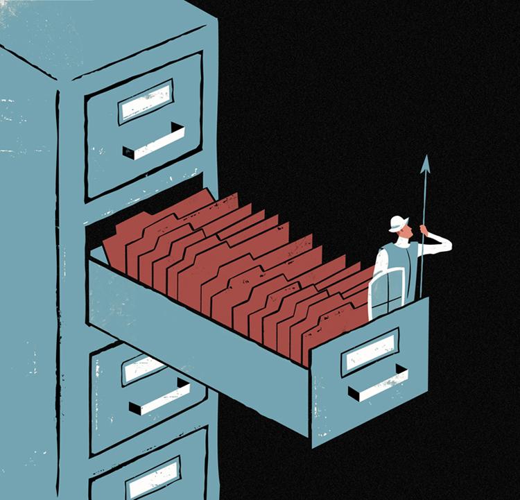 Iker Ayestaran: ilustrazioa, ilustración: protección información