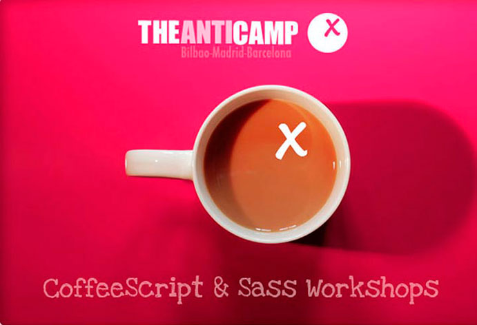 naiara abaroa_anticamp crowdfunding coffeescript Sass workshop