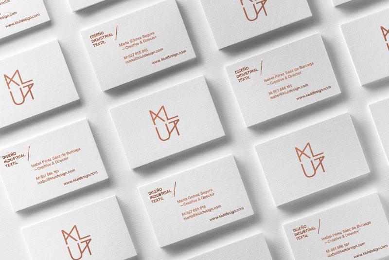 tarjetas-klut tarjetas diseño por MArina y Goñi