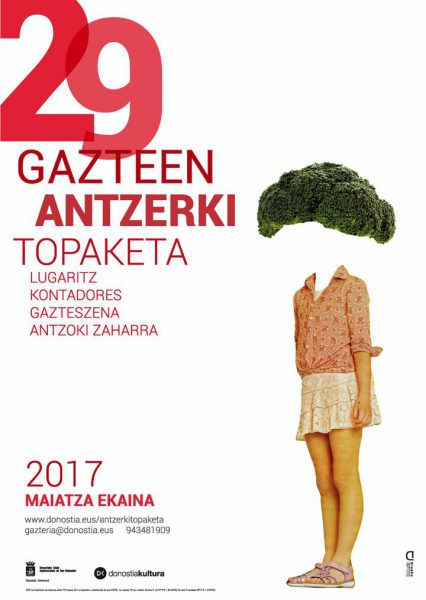 29 GAT Propuesta de diseño de cartel: Patricia Torres