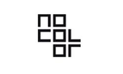 Logotipo Nocolor estudio