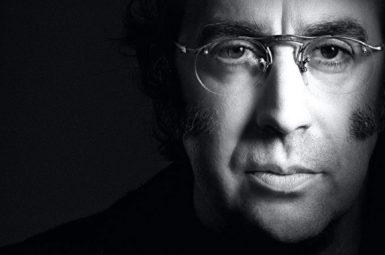 Santos Bregaña diseñador y artista, primer plano. Fotografía Jose Luis lópez de Zubiria