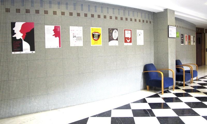 Gazteen-24. Antzerki Topaketa Donostia Lugaritz Exposición