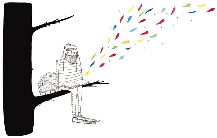 Amaia Arrazola ilustración: El & Ella