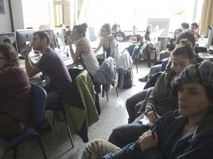 Zerbikas en Usandizaga Diseño: Aprendizaje Servicio