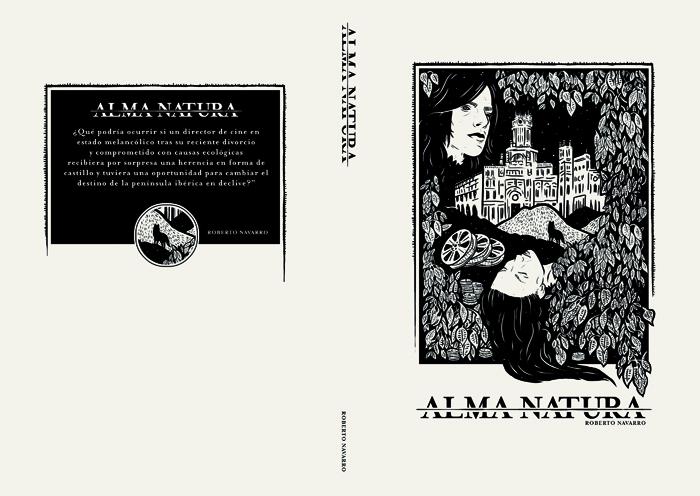Ilustración y diseño de Marta Ennes: ALMA NATURA