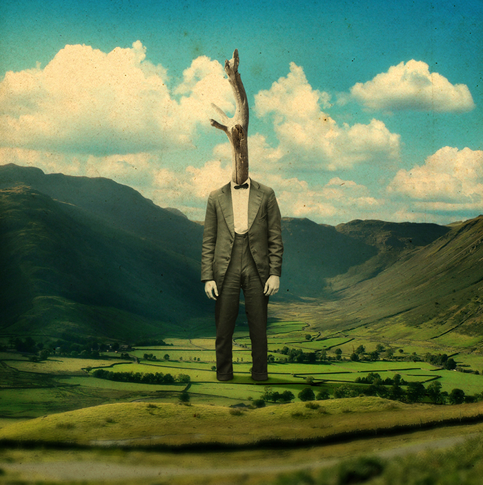Joseba Elorza Mira Ruido collage: trunk