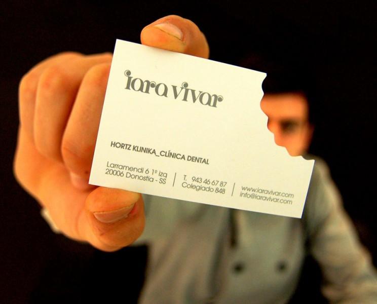 nocolor ImgIara tarjeta: Identidad Visual Corporativa.