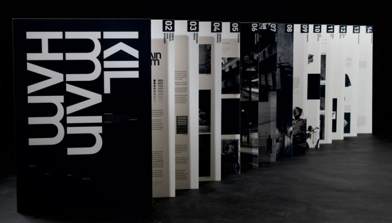 nocolor Kilmainham: Identidad Visual Corporativa.