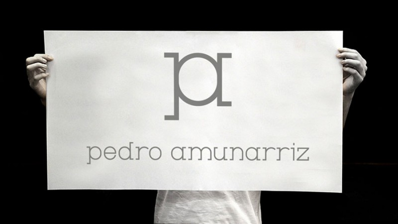 nocolor pedro amunarriz: Identidad Visual Corporativa