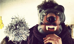 Instagram Usandesign, Iñigo the bear