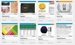 Diseño Gráfico Donostia, listado de marcadores stumbleupon Usandizaga Diseño