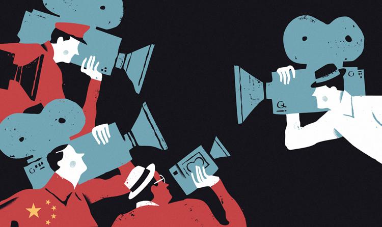 Iker Ayestaran: ilustrazioa, ilustración: filmmakers