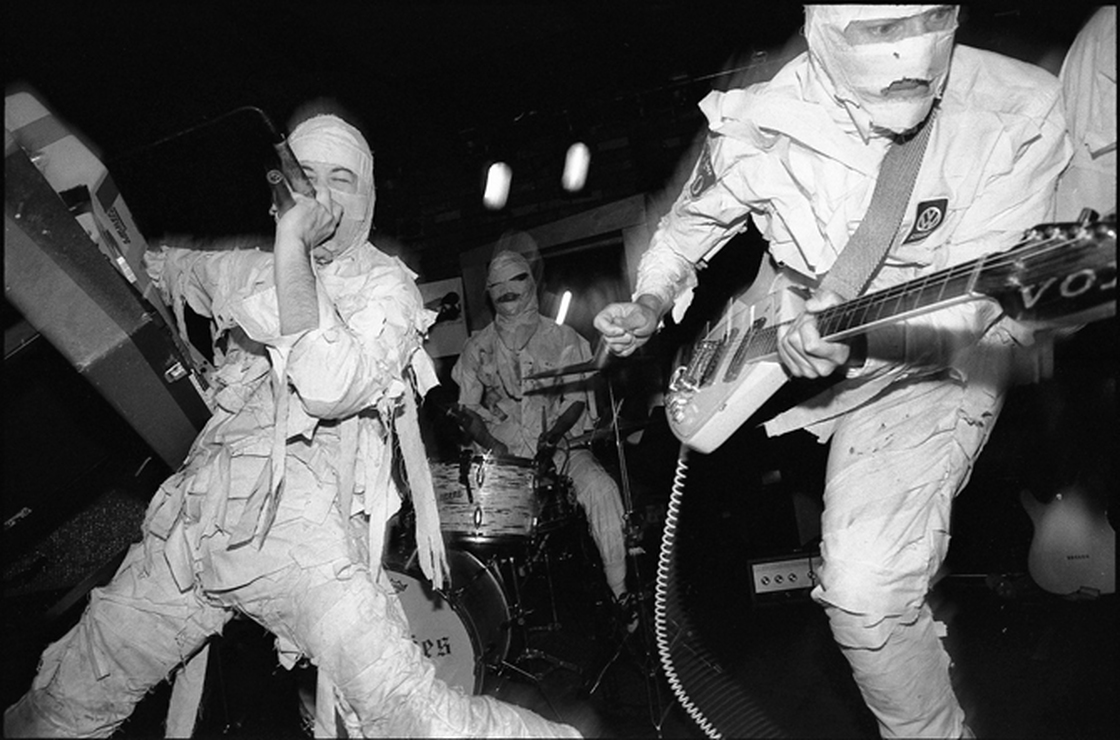 photo of the The Mummies