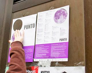 PUNTO: campaña contra la violencia machista