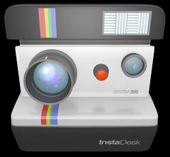 Logotipo de Photodesk