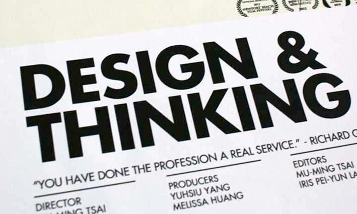 Design and Thinking_Movie detale poster