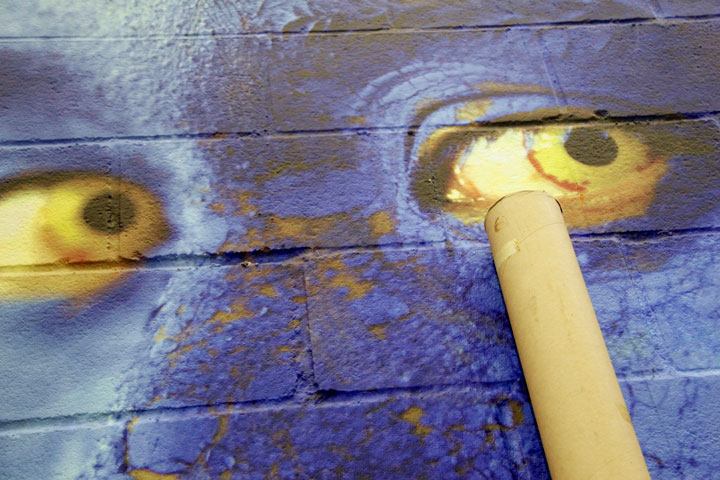 Digitex impresión sobre pared