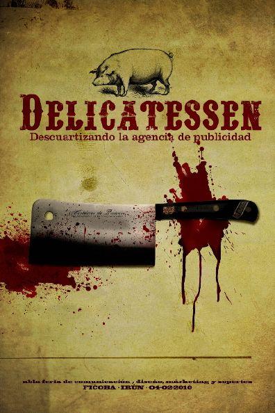 delicatessen-cartel: descuartizando la agencia de publicidad