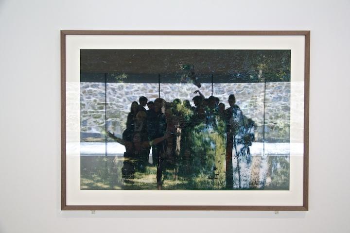 esposición Axell Hütte en Museo San Telmo, visita Ciclo de Gráfica Publicitaria