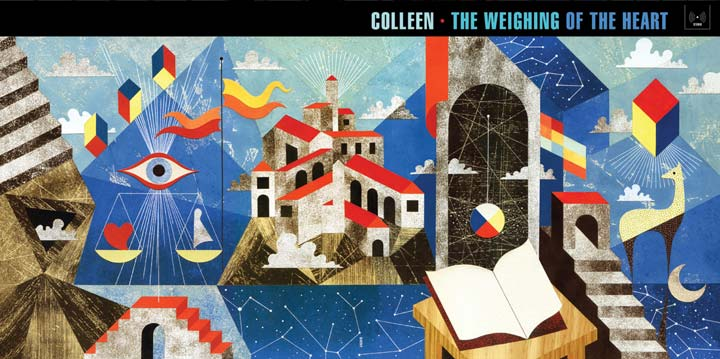Iker Spozio ilustration_COLLEEN_WEIGHING_OF_THE_HEA
