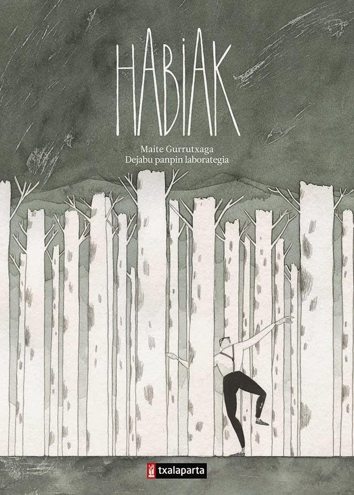 Maite Gurrutxaga ilustratzailea habiak Euskadi Literatur Saria