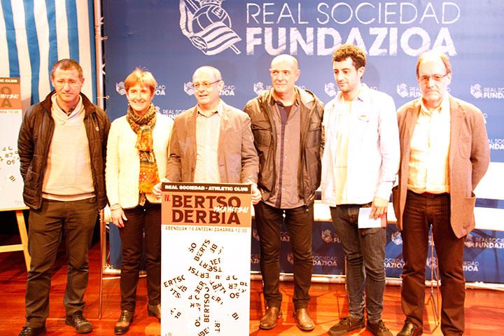 Bertso-Derbi-ekipoa