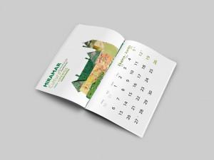 Calendario Cristina Enea 2016