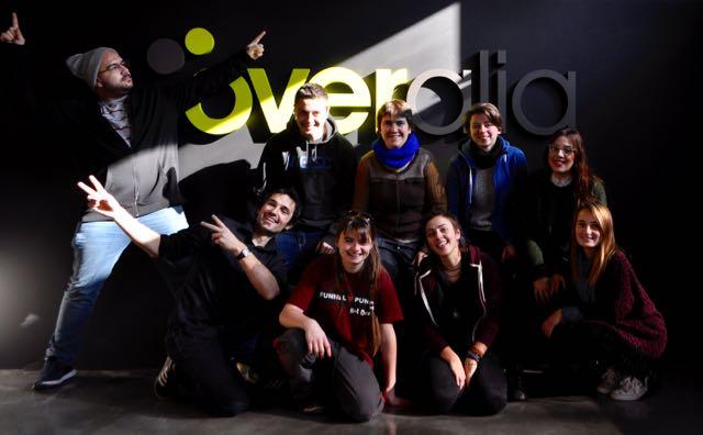 Ciclo de Diseño en su visita a Overalia: Diseño web y SEO en donostia