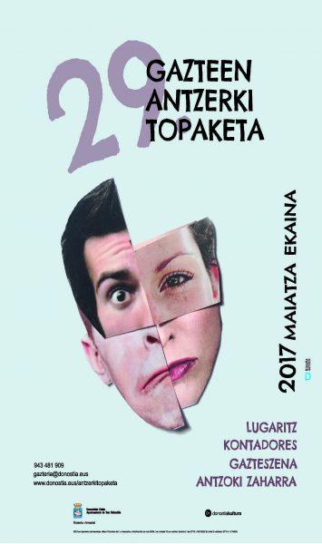29 GAT Propuesta de diseño de cartel: Maider Hernandorena