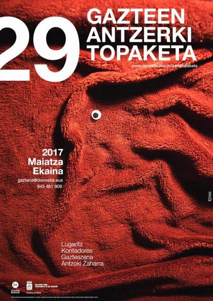 29 GAT Propuesta de diseño de cartel: Maddi Metauten