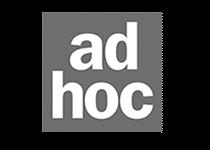 Logotipo adhoc