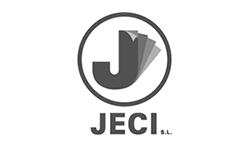 Logotipo Jeci