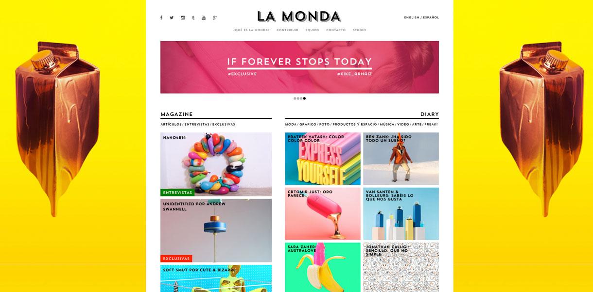 La monda - Andoni Beristain & Ane Guerra
