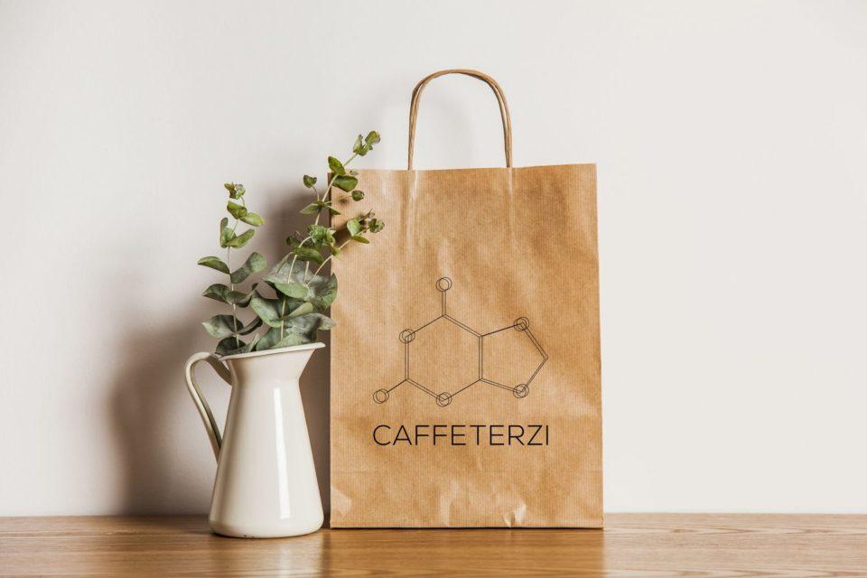 Identidad Gráfica Cafee Terzi- ARTEUPARTE
