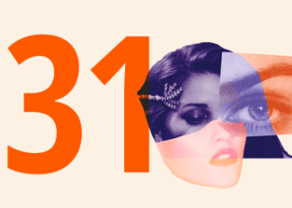 Cartel para la 31 edición Gazte Antzerki Topaketak de Donostia Diseñado en el Ciclo Formativo de Diseño Usandizaga