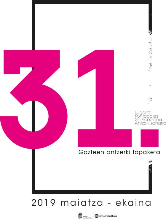 Imagen para la 31 edición Gazte Antzerki Topaketak de Donostia