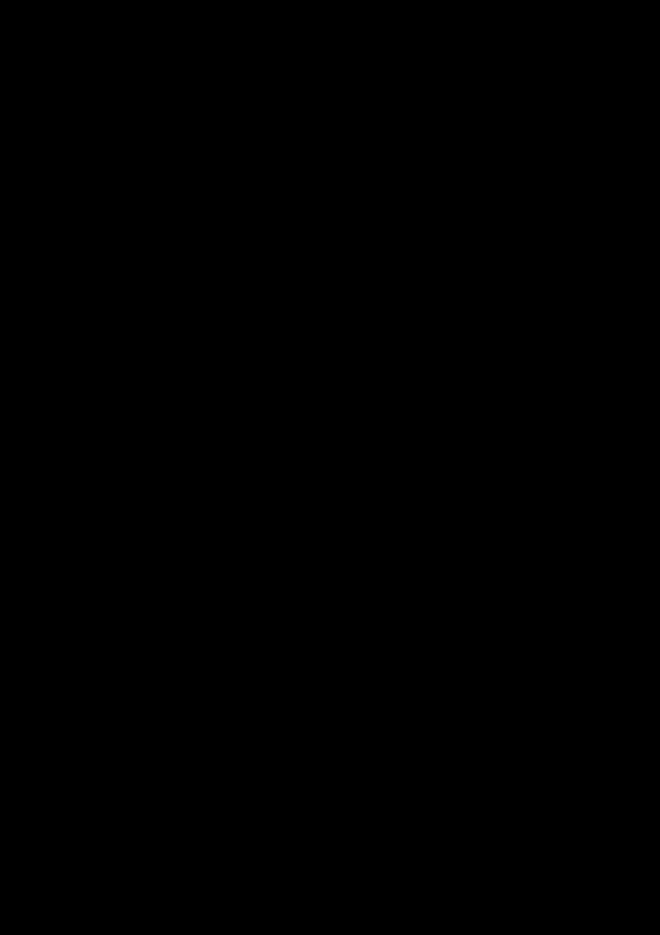 Karagrama de Olympe de Gouges construido con la tipografía Bodony