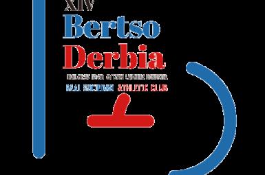 Mockup Propuesta de cartel para Bertso Derbia diseñado por Clara Schmidt