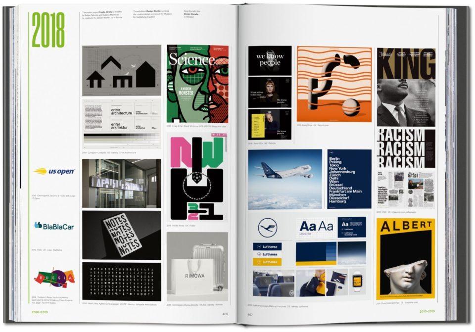 Libro de Historia del Diseño Gráfico Utilizado en clases de Diseño en el ciclo de Diseño Usandizaga, Donostia, Gipuzkoa, Euskadi