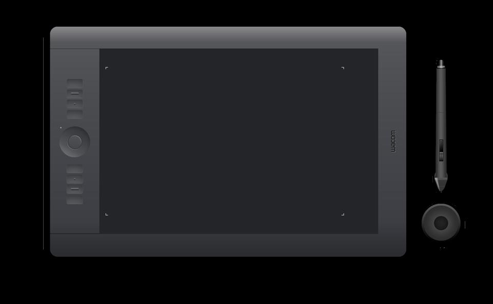 Tableta Gráfica Utilizada en clases de Diseño en el usandizaga, Donostia, Gipuzkoa, Euskadi