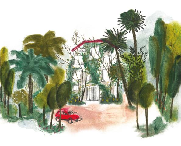 Sandra Garayoa ilustradora sustraiak interior web