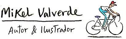 Mikel Vaverde ilustración logo