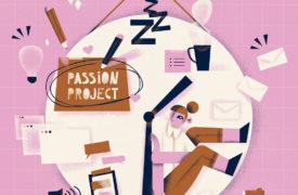 Ane Arzelus ilustradora passion project