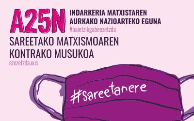 Banner para la campaña25 de Noviembre Día Internacional Contra la Violencia Machista