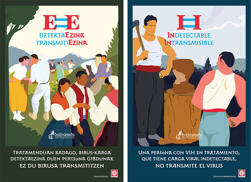 Janire Orduna, ilustradora: Cartel Bizkaisida