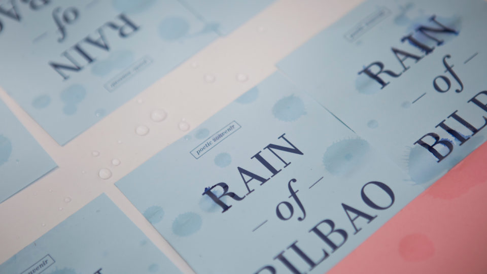 Freskue: rain of Bilbao